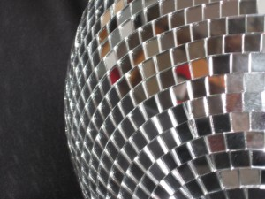 Detail of Disco Ball