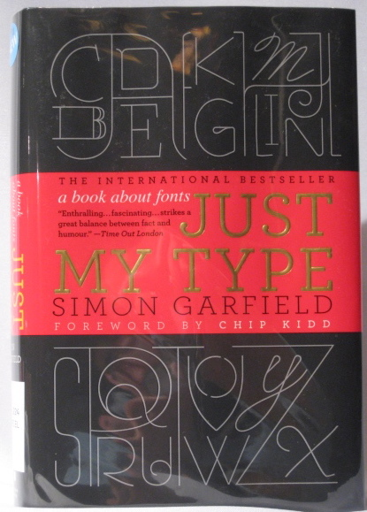 Download Just My Type: A Book About Fonts Audiobook by