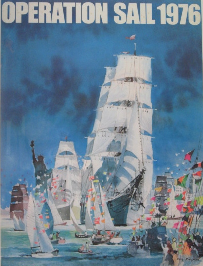 Image result for operation sail 1976