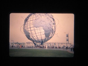 New York World's Fair Slide