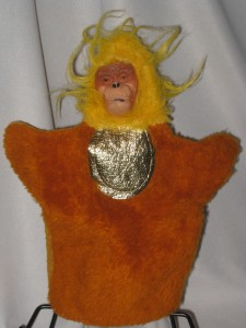 Zaius Puppet from Planet of the Apes