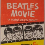 Beatles Gum Wrapper Trading Cards