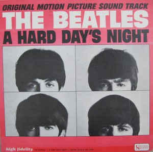 A Hard Day's Night soundtrack