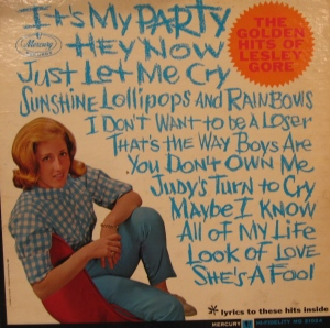 Lesley Gore's Golden Hits